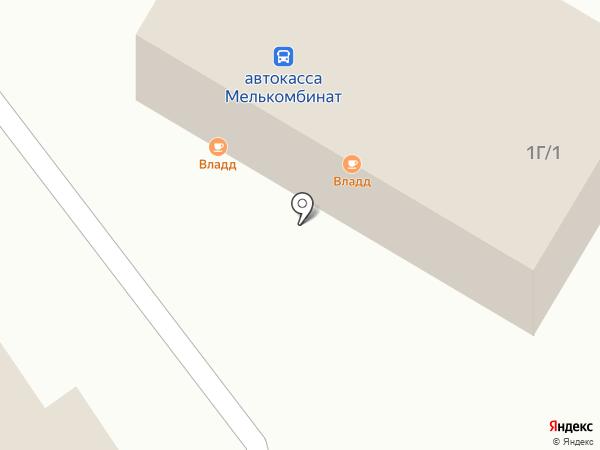 Владд на карте Улан-Удэ