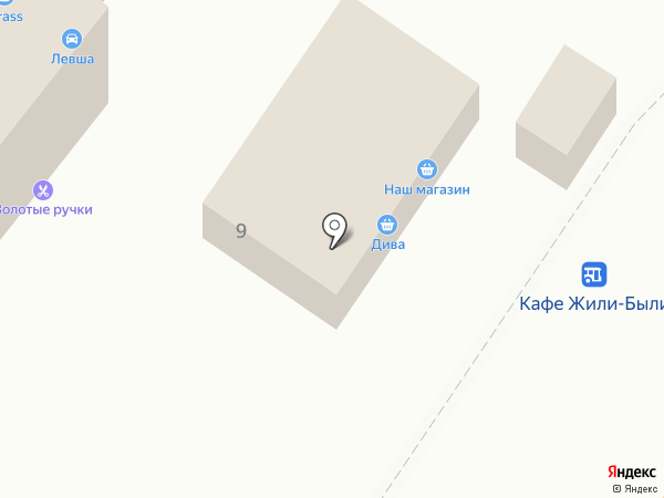 Дива на карте Улан-Удэ