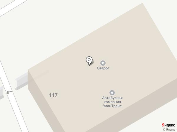 Ваш партнёр на карте Улан-Удэ