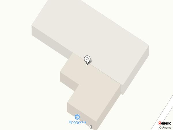 Таежный на карте Улан-Удэ