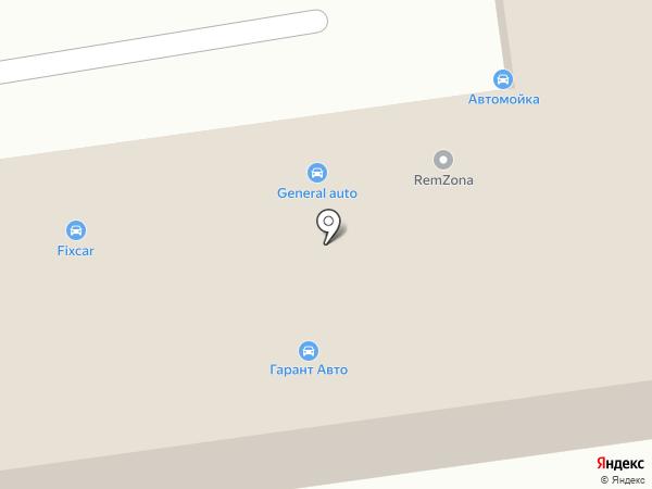 AScar на карте Улан-Удэ