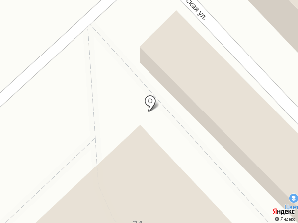 Алгоритм-Сервис на карте Улан-Удэ