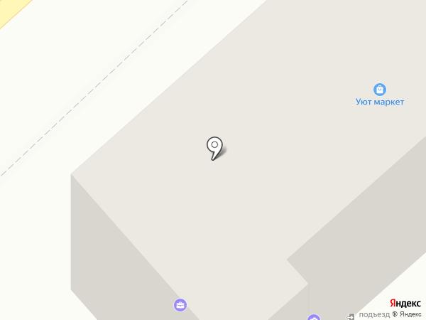 Магазин штор на карте Улан-Удэ