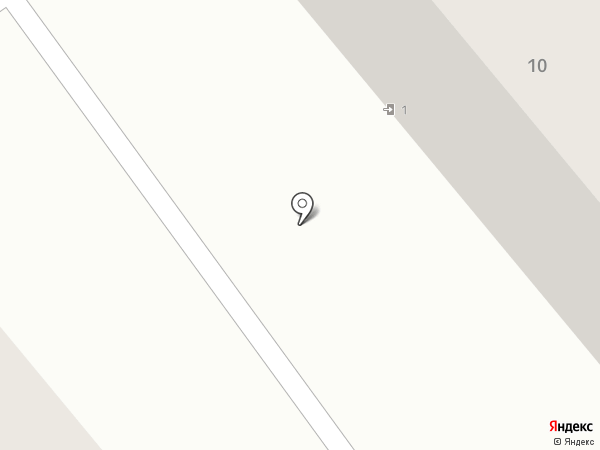 Юность на карте Улан-Удэ
