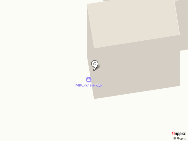 МКС-Улан-Удэ, ЗАО на карте Улан-Удэ