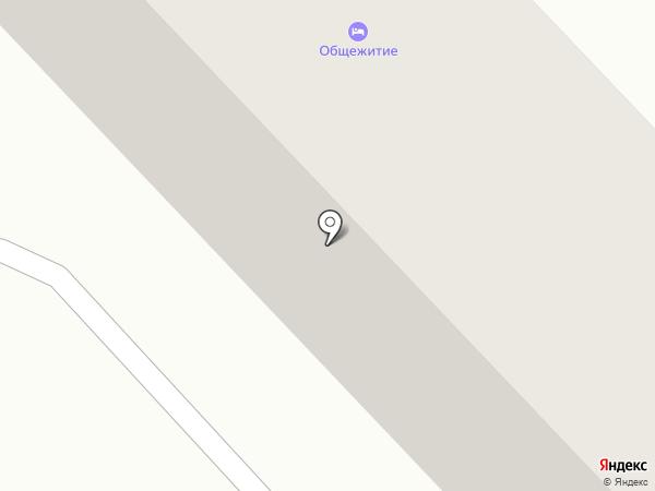 Общежитие на карте Улан-Удэ