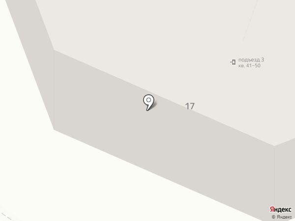 ЯК-17 на карте Улан-Удэ