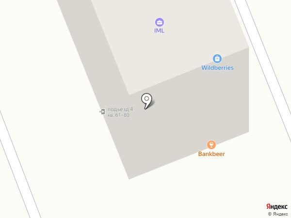 Росбанк, ПАО на карте Улан-Удэ