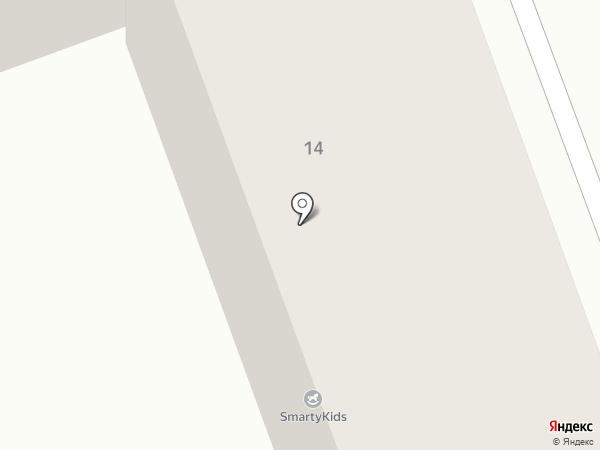Калейдоскоп на карте Улан-Удэ