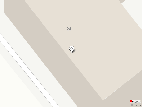 Читинская на карте Читы