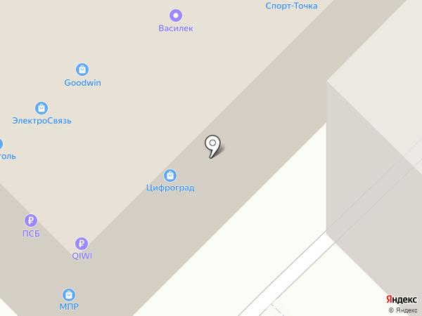 GoodWin на карте Читы