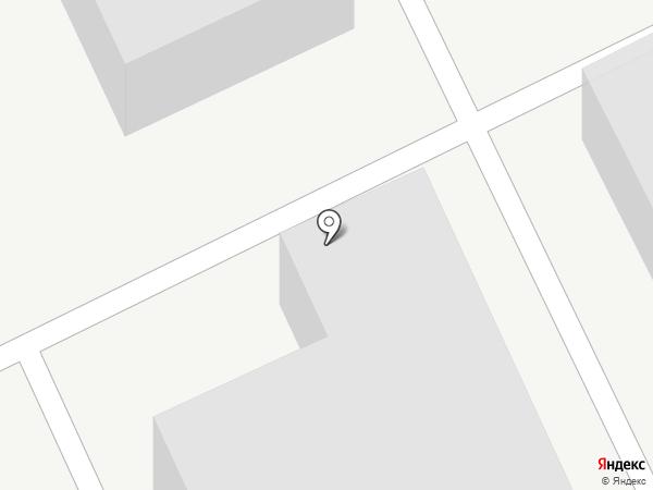 Гаражный кооператив №47 на карте Читы