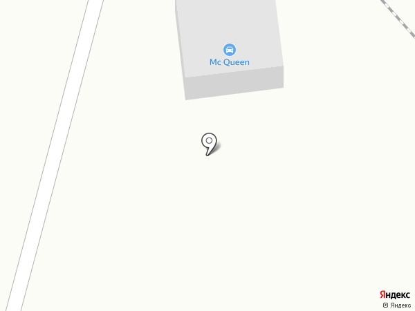 Mc Queen на карте Читы