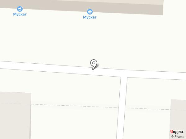 Эстет на карте Читы