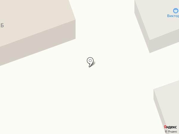 Виктория на карте Засопки
