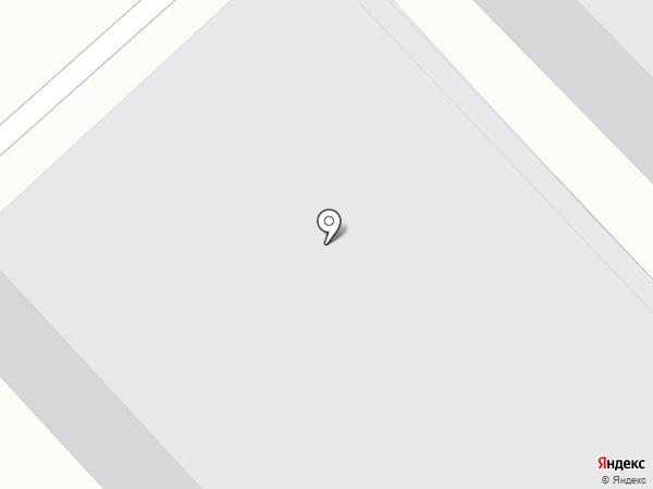 Гаражный кооператив №2005 на карте Читы