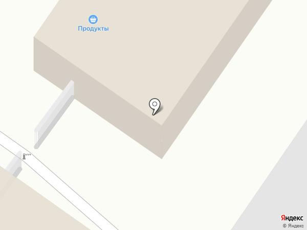 Скорпион на карте Засопки