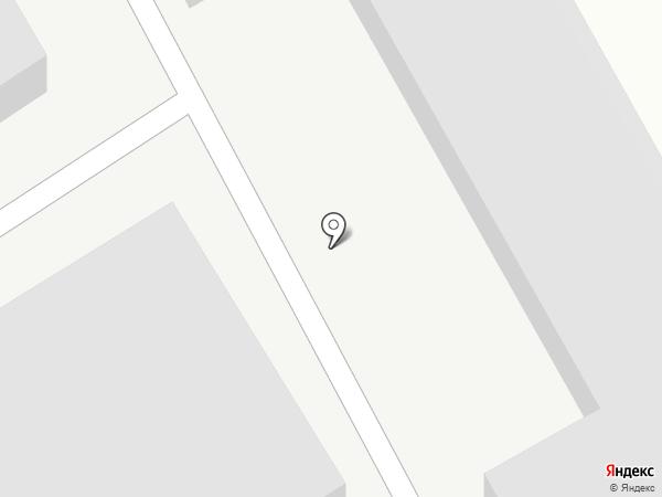 Гаражный кооператив №45 на карте Читы