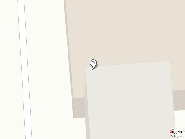 Флория на карте Читы