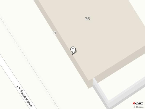 ЗабайкалРитуалСервис на карте Читы