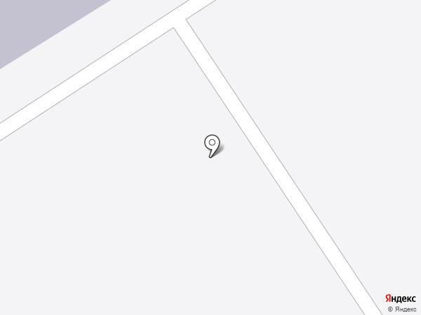 Станция юннатов №1 на карте Читы