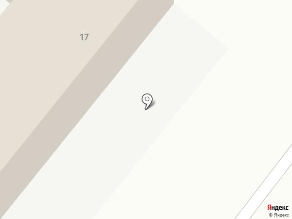 СТО на карте Читы