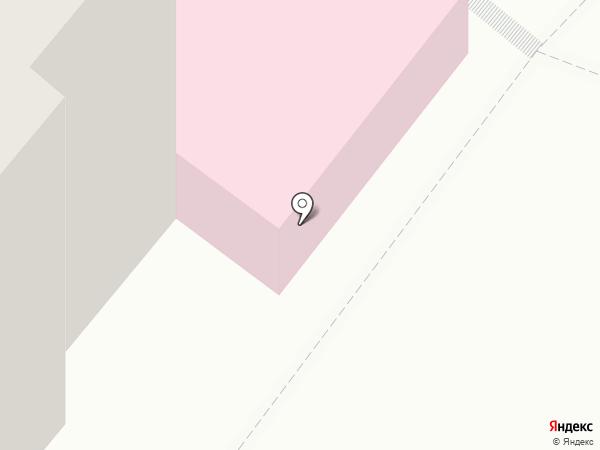 Поликлиническое подразделение №2 на карте Читы