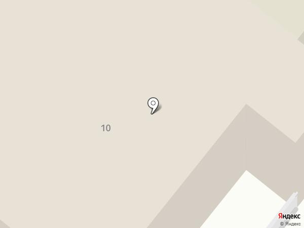 Читинский отряд ведомственной охраны железнодорожного транспорта на карте Читы