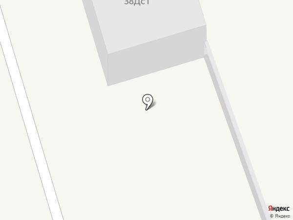 АРС на карте Читы