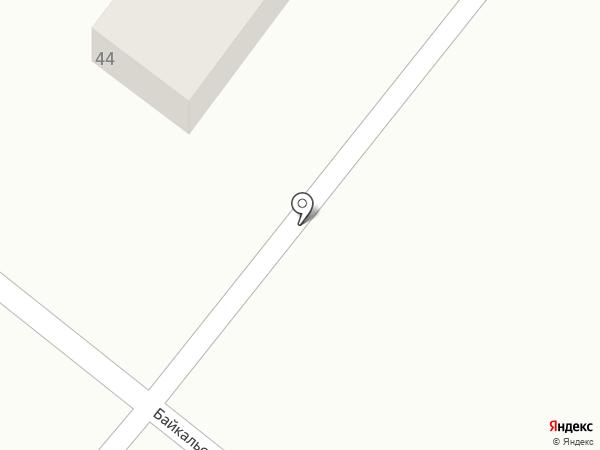 Стекло-Сервис на карте Читы