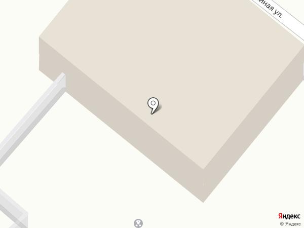 Читинский линейный отдел МВД на транспорте на карте Читы