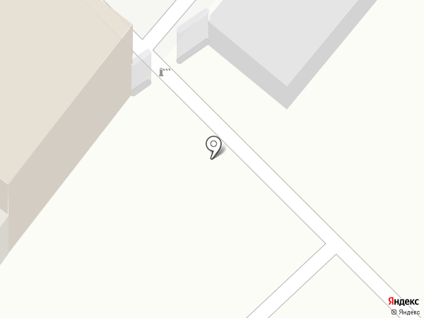 Гаражно-строительный кооператив при ТРЗ на карте Читы