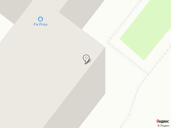 Айти-Пакт на карте Читы