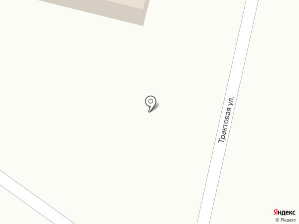 Галхан на карте Угдана