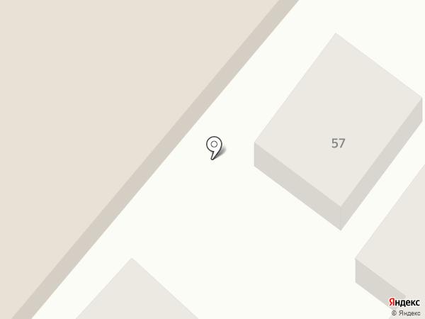 Гудок на карте Читы