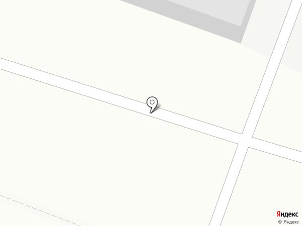 Потребительский гаражно-строительный кооператив №52 на карте Читы