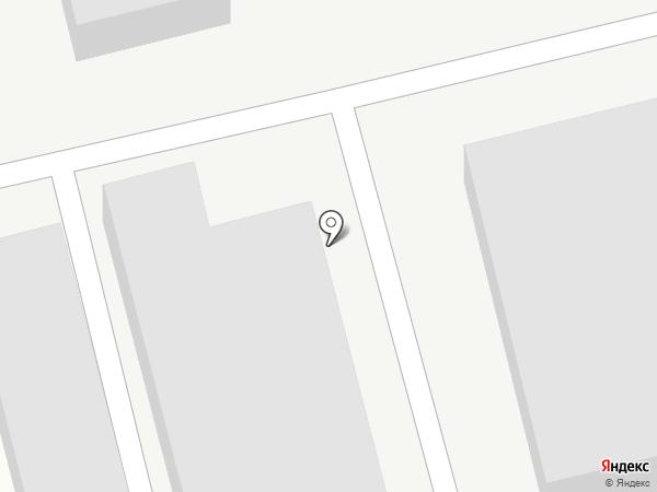 Потребительский гаражный кооператив №35 на карте Читы