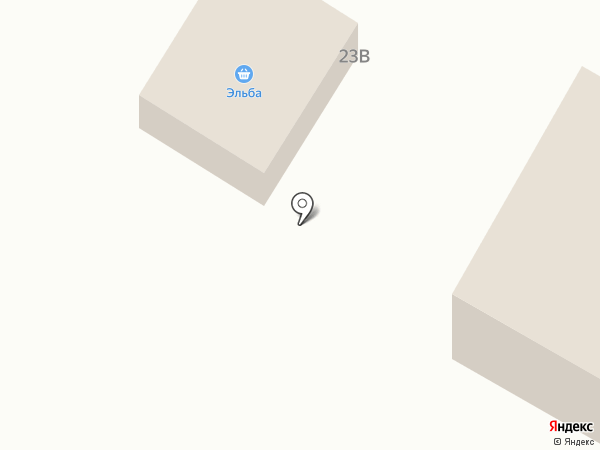Эльба на карте Угдана