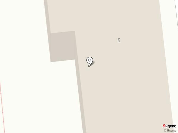 Читинская детская железная дорога на карте Читы