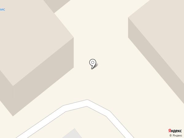 Гефест на карте Читы