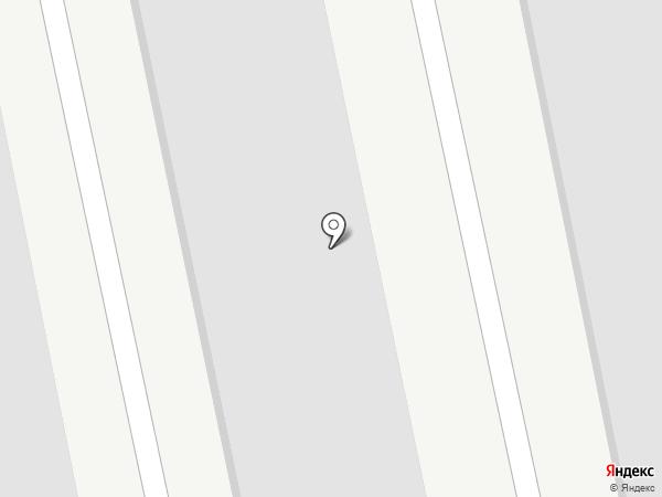Гаражный кооператив №62 на карте Читы