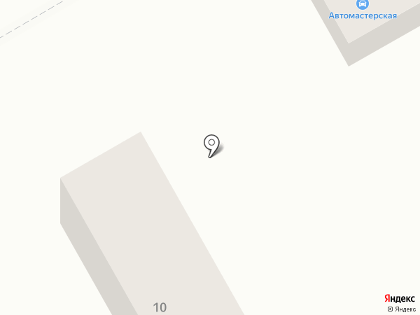 Автомастерская на карте Читы