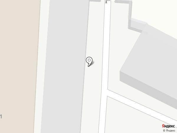 Гаражно-строительный кооператив №76 на карте Читы
