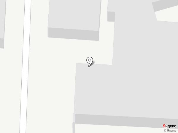 Гаражно-строительный кооператив №9 на карте Читы