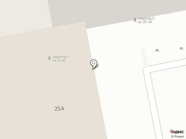 Компания грузоперевозок на карте Читы
