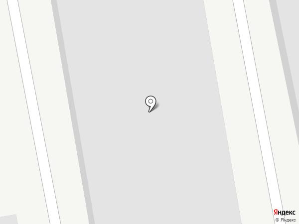 Луч на карте Читы