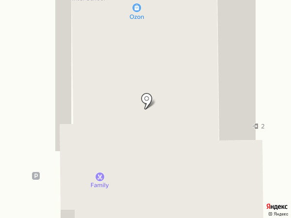 Inter School на карте Читы