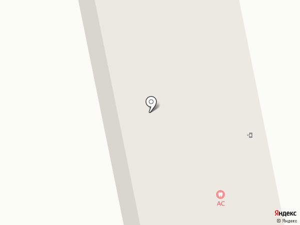 АС на карте Читы