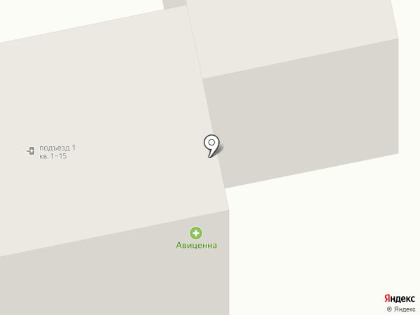 Участковый пункт полиции на карте Читы