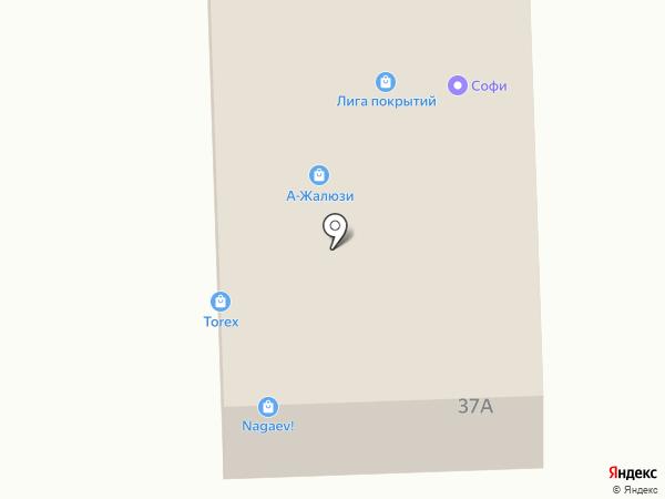 Автоломбард Северный на карте Читы